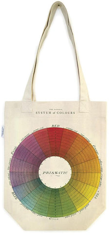 Colour Wheel Tote