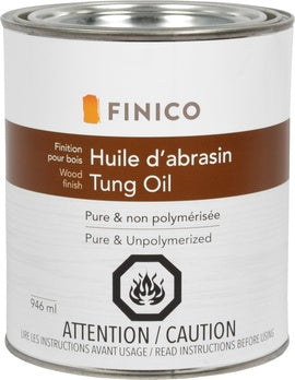 Finico Tung Oil (250ml)