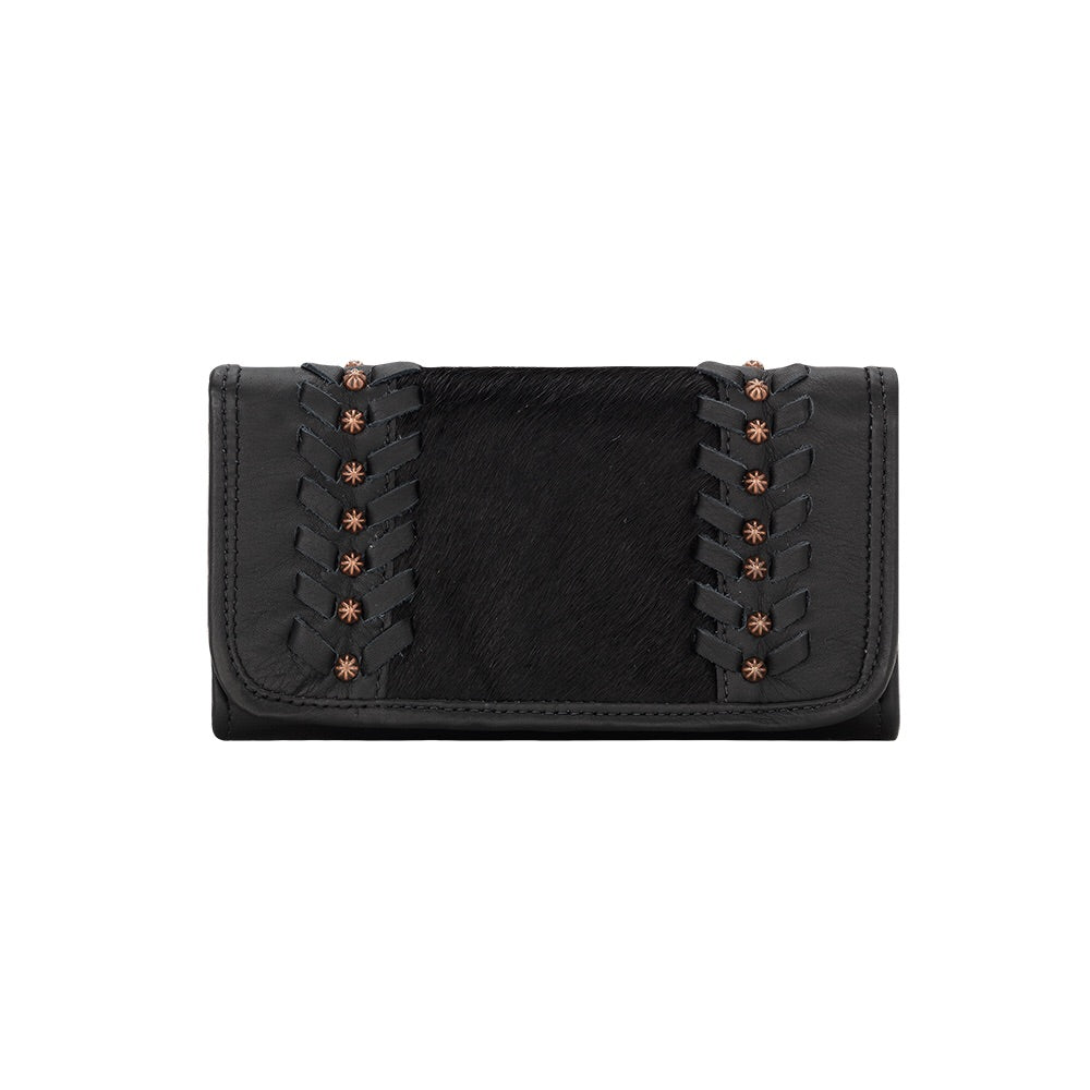 Cow TownLadies' Tri-Fold Wallet
