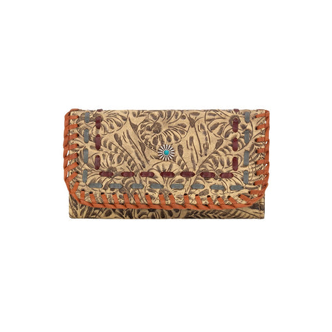 Ladies' Tri-Fold Wallet