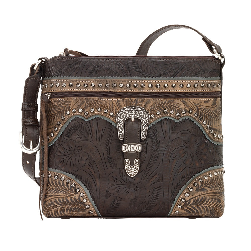Saddle Ridge Shoulder Bag