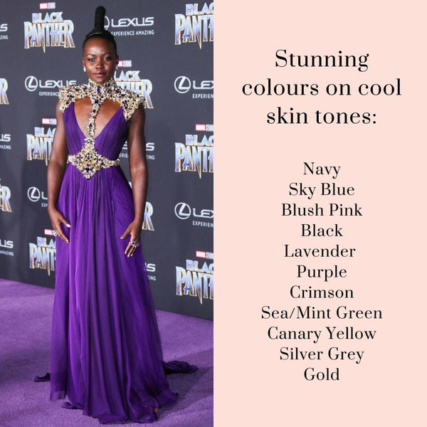 Best Colours for Cool Skin Tones