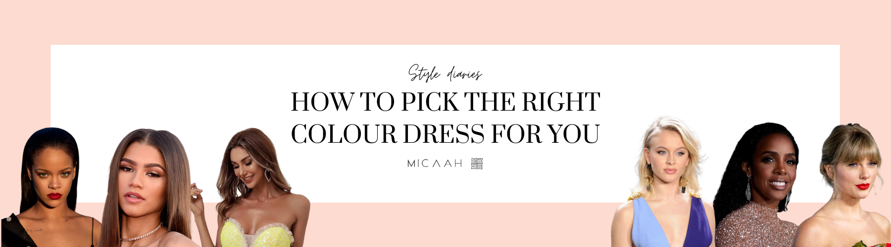 How to pick the right colour dress for you - Formal Dress color Prom Dress