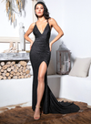 Kourtney Gown - Black