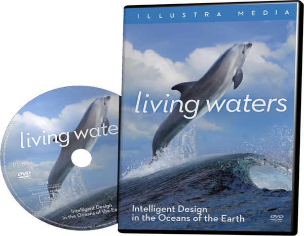 Living Waters - DVD (NEW)