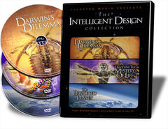 The Intelligent Design DVD Collection (3 Discs in One Package - Unlocking the Mystery of Life, The Privileged Planet, Darwin's Dilemma)