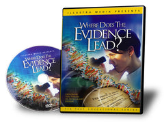 Where Does the Evidence Lead? - DVD