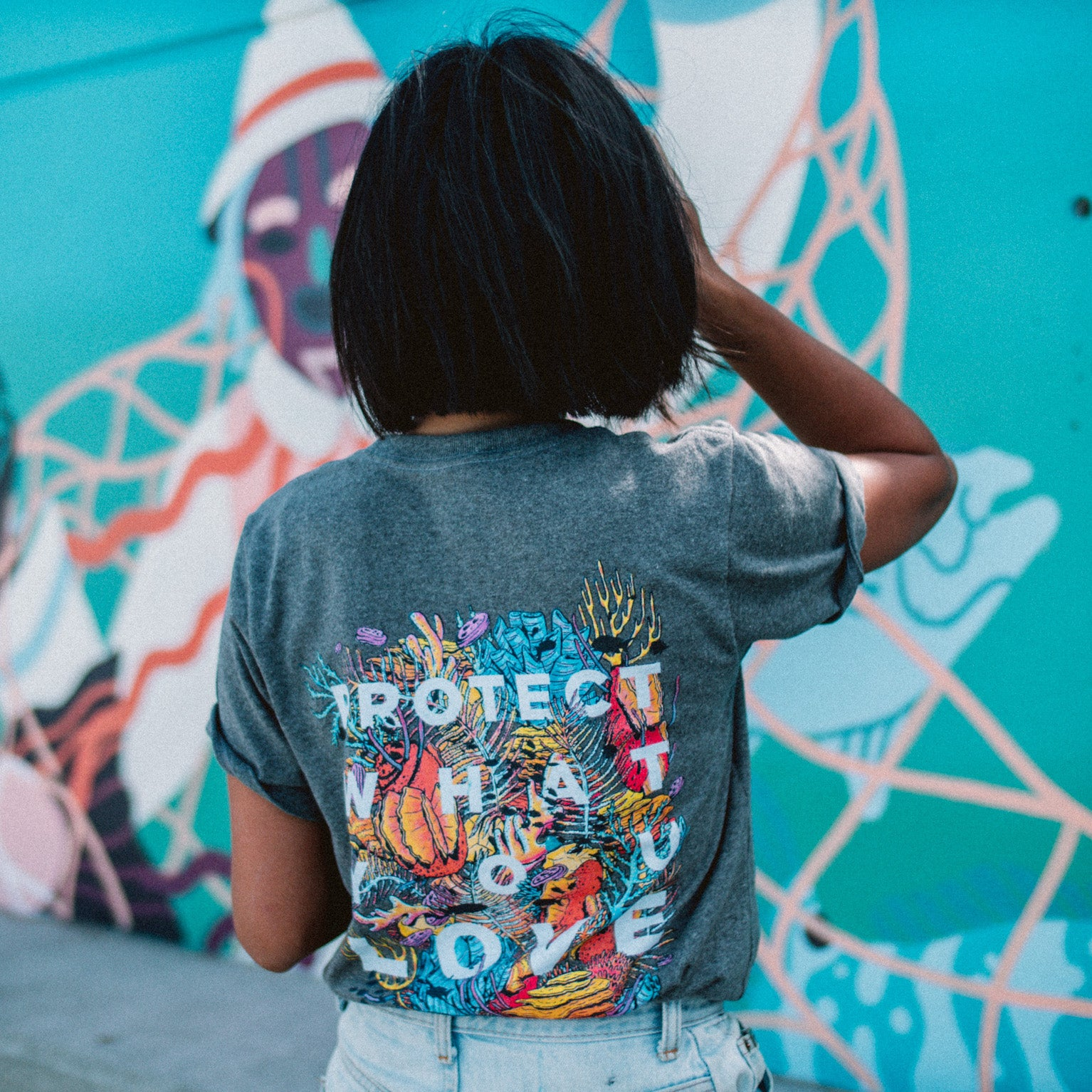 Protect What You Love T-Shirt