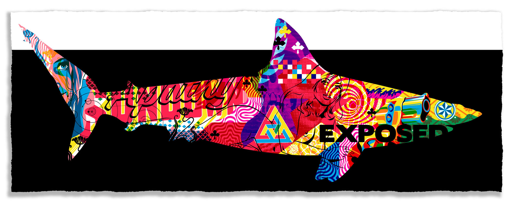 "Tristan Eaton, ""Apathy Exposed"""