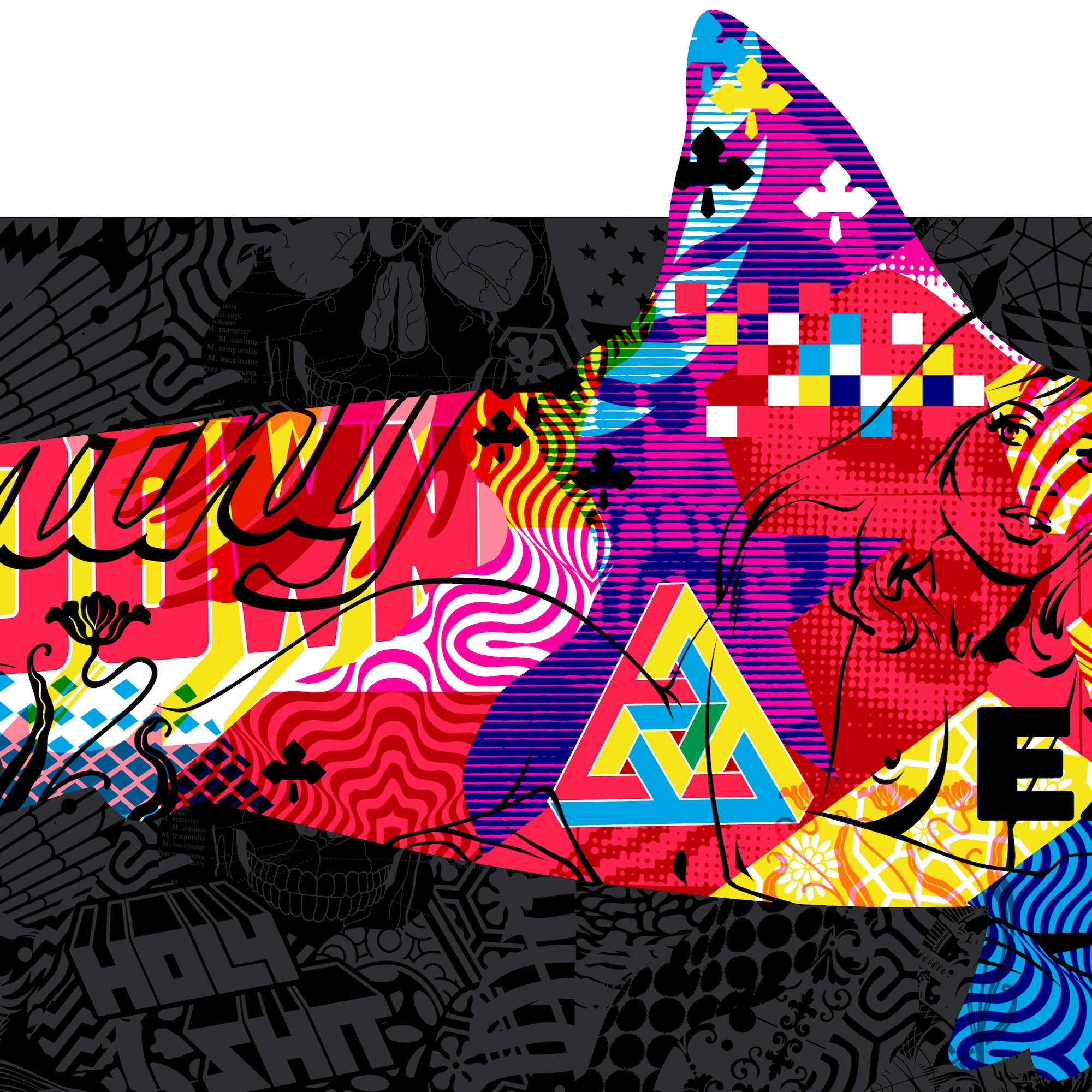 "Tristan Eaton, ""Apathy Exposed"" - DELUXE Edition"