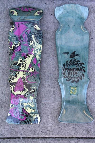 Good Eater Award II - Skate Deck by Bwana Spoons\Bearturds