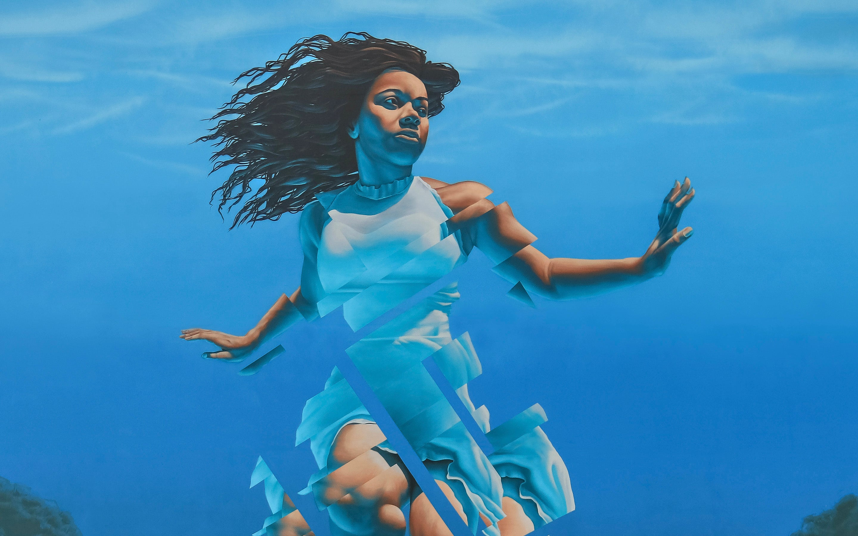 "James Bullough, ""Pania of the Reef"""