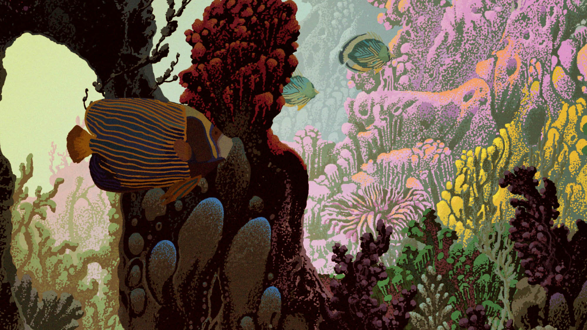 "Kilian Eng, ""A Dream of the Reef"""
