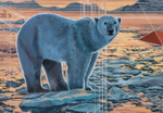 "Load image into Gallery viewer, Mary Iverson, ""Ursus Maritimus"""