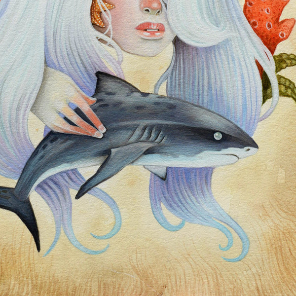 "Jessica McCourt, ""Jewel of the Sea"""