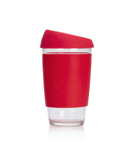 Red 16 oz Cup