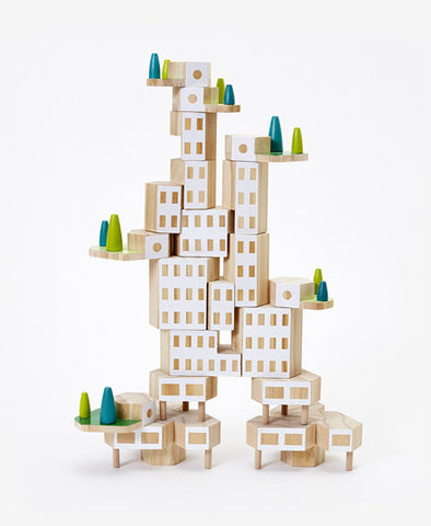 Building Blocks, Garden City
