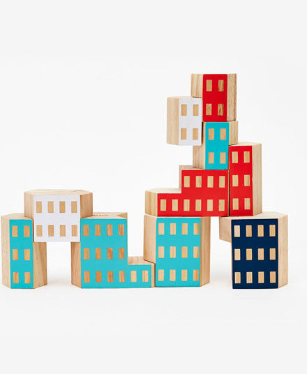 Habitat Building Blocks