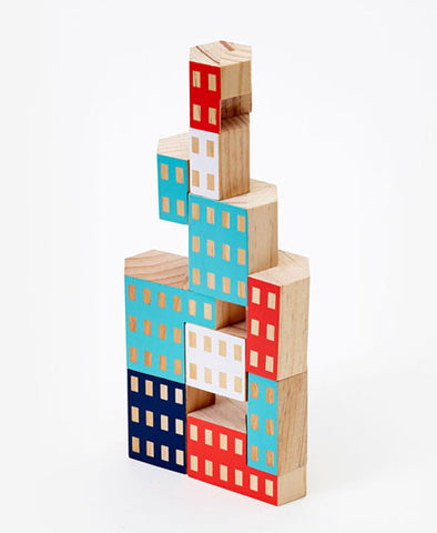 Building Blocks, Habitat