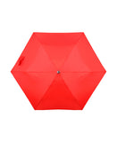 scarlet red umbrella
