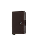 Dark Brown Miniwallet