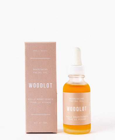 Woodlot, Nourishing Face Oil