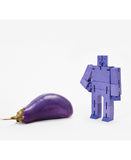 small purple cubebot