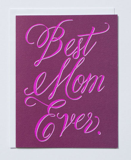Greeting Card, Best Mom Ever