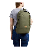 Comfort shoulder straps and back padding system for all-day carry
