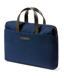 navy slim work bag