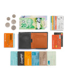 fits your cash, coins & up to 11 cards