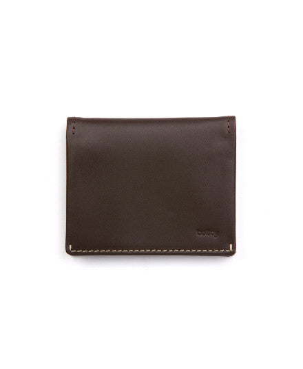 java slim sleeve wallet
