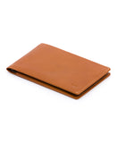 caramel travel wallet