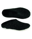 black Slippers