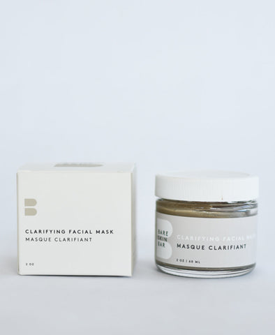 Bare Skin Bar, Clarifying Mask