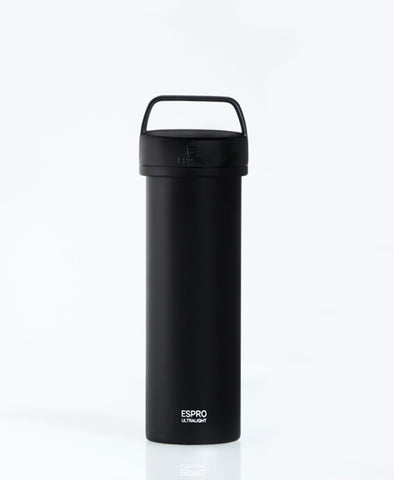 Ultralight Coffee or Tea Press Travel Bottle