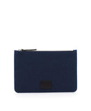 Navy Flat Pouch