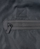 inner pocket with zipper