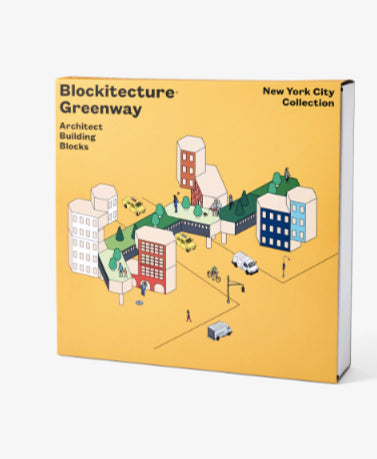 Blockitecture New York Greenway
