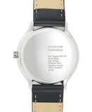 Helvetica No 1 Regular Watch Back