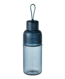 blue workout bottle