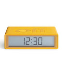 Yellow Flip Travel Clock