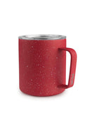 Speckled Red Camp Cup