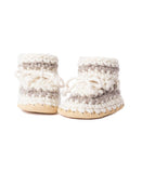 Cream Slipper