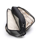 "zipped direct access 17"" laptop compartment"