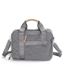 washed grey officebag