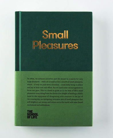 Small Pleasures Book