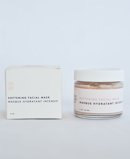 Bare Skin Bar, Softening Facial Mask