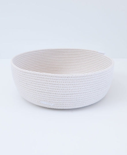 White Rope Vessel