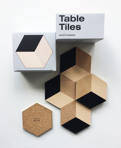Coasters, Table Tiles